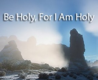 be_holy