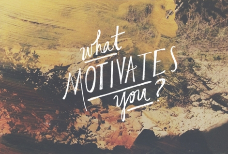 What Motivates You Breath On Paper