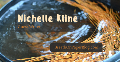 Nichelle Kline - Guest Writer - Breath on Paper Blog - Struggling in Silence