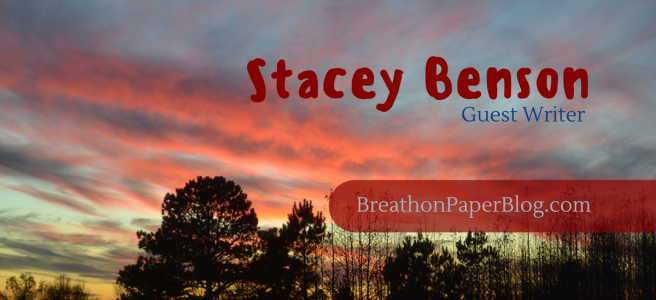 Stacey Benson - Guest Writer - Breath on Paper Blog - Imagine the Ancient of Days