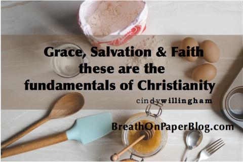 Recipe for Grace | Breath On Paper